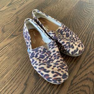 Toms Shoes - Leopard toms